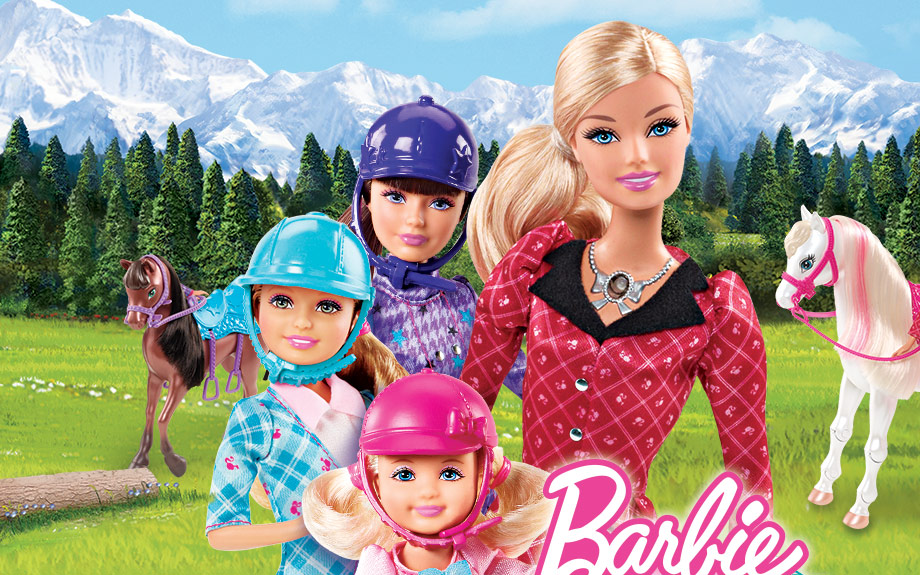 Barbie_PonyTale_Group_920